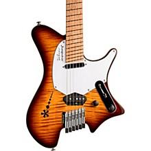 Salen Deluxe Electric Guitar Vintage Burst