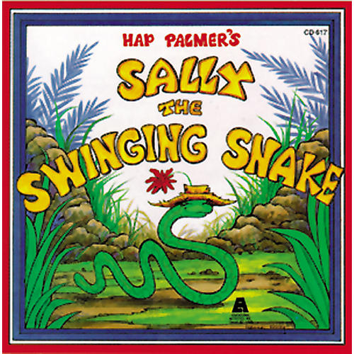 Educational Activities Sally The Swinging Snake (CD)