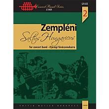 Editio Musica Budapest Saltus Hungaricus Concert Band Level 2 Composed by László Zempléni