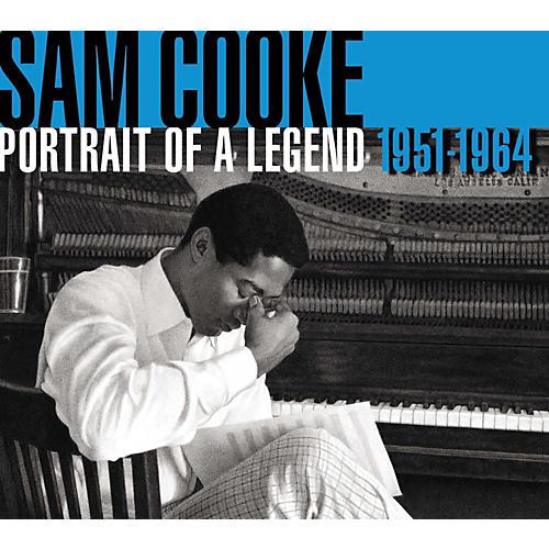 Universal Music Group Sam Cooke - Portrait of a Legend LP