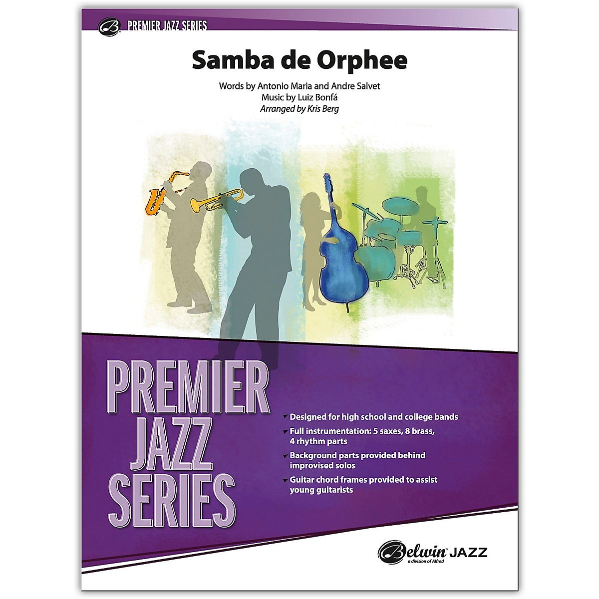 BELWIN Samba de Orphee 4 (Medium Advanced / Difficult)