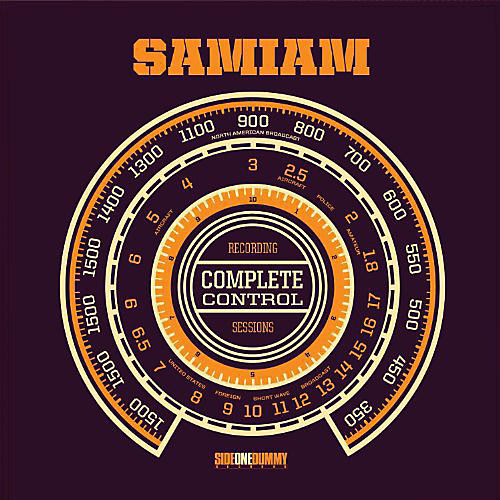 Alliance Samiam - Complete Control Sessions