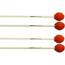Malletech Sammut Marimba Mallets Set of 4 (2 Matched Pairs)