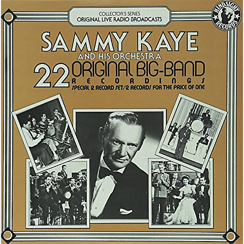 Alliance Sammy Kaye & Orchestra - 22 Original Big Band Recordings