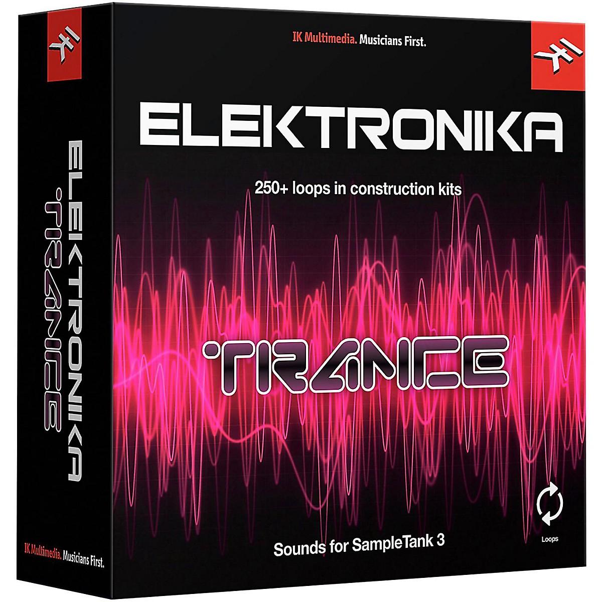 IK Multimedia SampleTank 3 Electronika Series - Trance