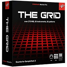 IK Multimedia SampleTank 3 Instrument Collection -  The Grid