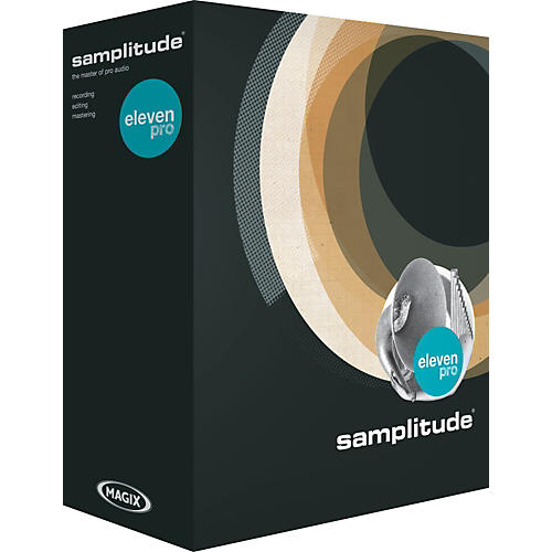 Magix Samplitude 11 Pro upgrade from 8 and Master