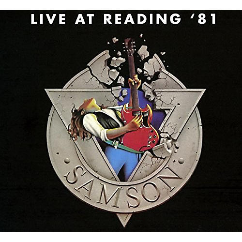 Alliance Samson - Live At Reading 81