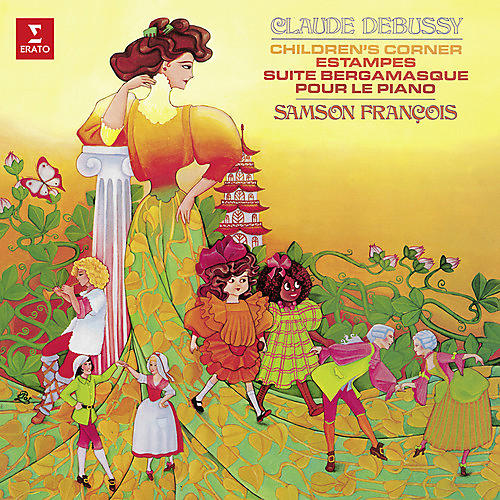 Alliance Samson Francois - Debussy: Children's Corner Estampes Suite