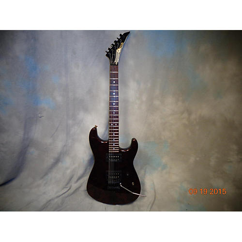 Charvel San Dimas Snake Skin Solid Body Electric Guitar