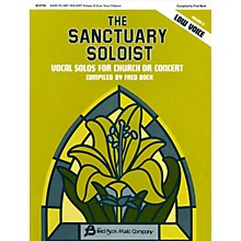 Fred Bock Music Sanctuary Soloist #2 - Low Vocal Solos (Low Voice)