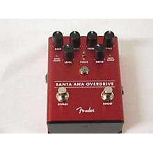 Fender Santa Ana Overdrive Effect Pedal