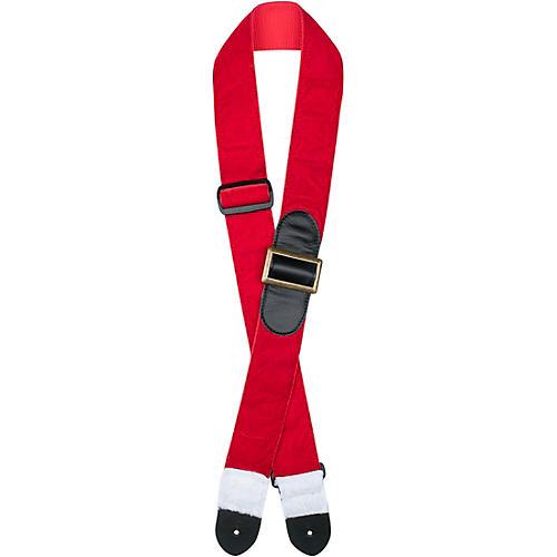 Perri's Santa Suit Guitar Strap