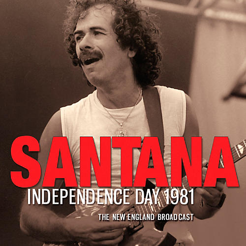 MVD Santana - Independence Day 1981 CD