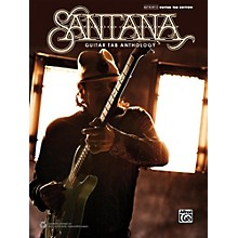 Alfred Santana Guitar TAB Anthology