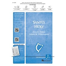 Jubal House Publications Santo, Holy Accompaniment CD Composed by Edwin M. Willmington