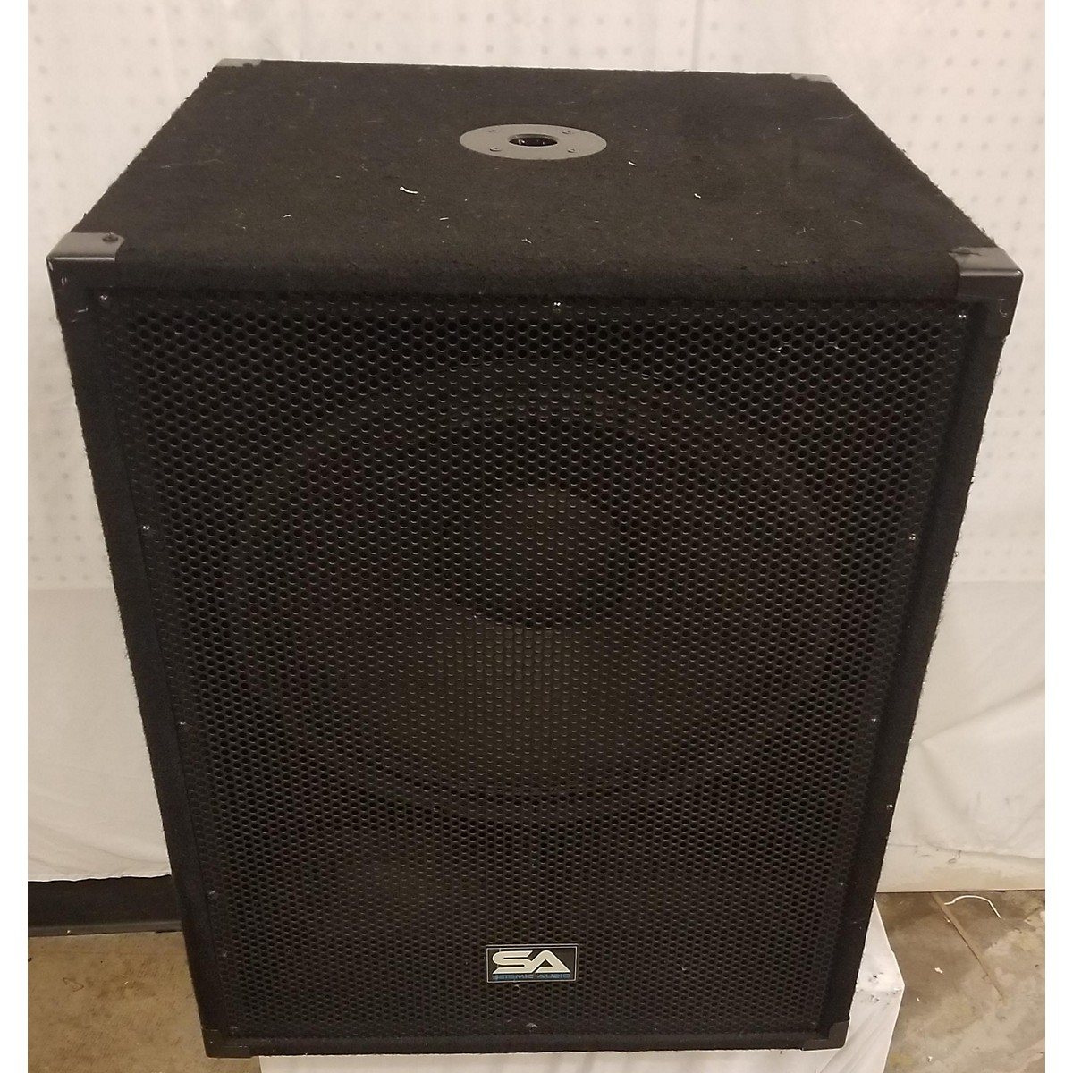 Seismic Audio Sap-18s Unpowered Subwoofer