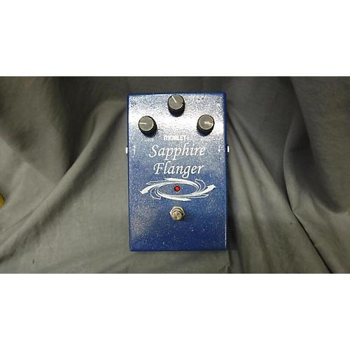 Morley Sapphire Flanger Effect Pedal