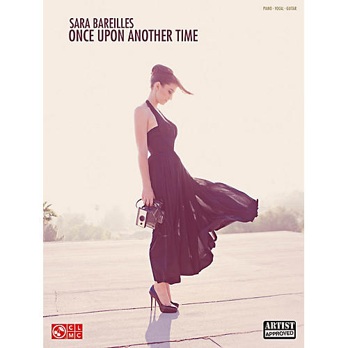 Cherry Lane Sara Bareilles - Once Upon Another Time Piano/Vocal/Guitar Songbook