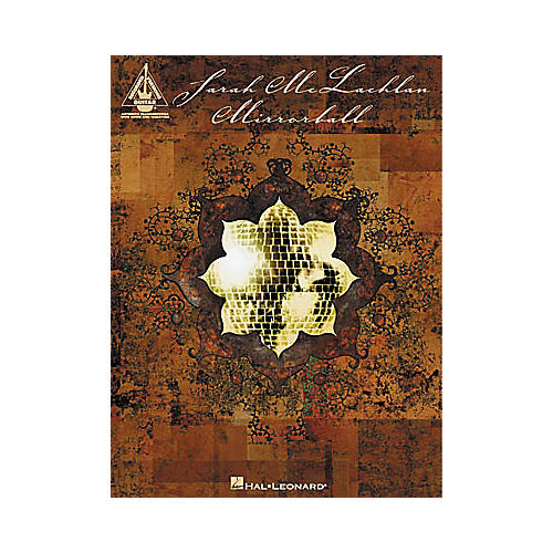 Hal Leonard Sarah McLachlan - Mirrorball Book