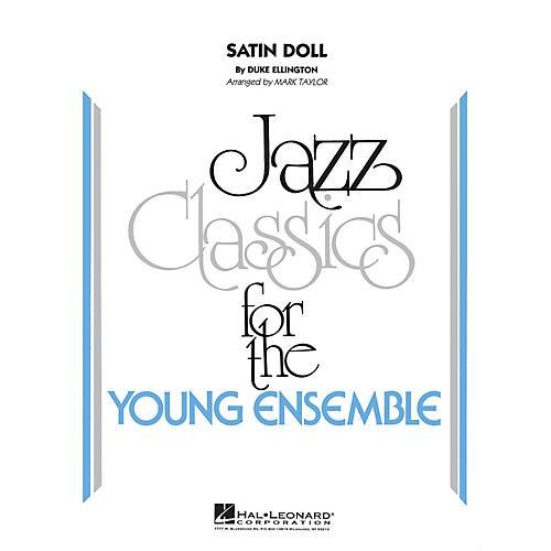 Hal Leonard Satin Doll Jazz Band Level 3 by Duke Ellington Arranged by Mark Taylor