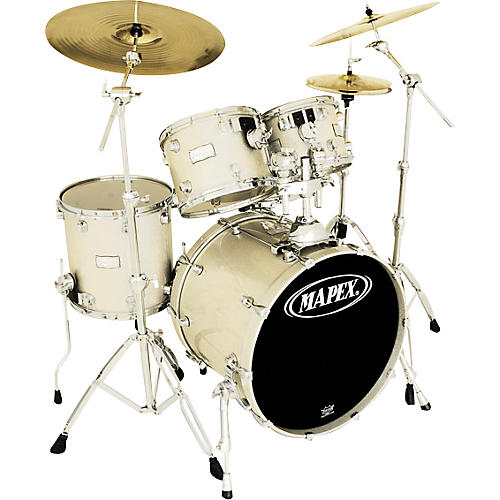 Mapex Saturn 5-Piece Fusionease Drum Set
