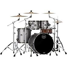 Saturn Evolution Classic Birch 4-Piece Shell Pack with 22 in. Bass Drum Gun Metal Grey