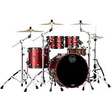 Saturn Evolution Classic Birch 4-Piece Shell Pack with 22 in. Bass Drum Tuscan Red