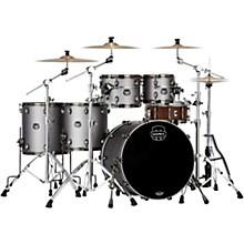Saturn Evolution Workhorse Maple 5-Piece Shell Pack with 22 in. Bass Drum Gun Metal Grey