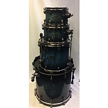 Mapex Saturn IV Exotic Burl Drum Kit