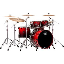 Saturn V Exotic Edition 4-Piece Rock Shell Pack Cherry Mist Maple Burl
