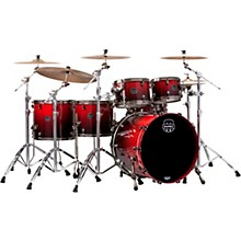 Saturn V Exotic Edition 5-Piece Studioease Shell Pack Cherry Mist Maple Burl