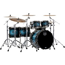 Saturn V Exotic Edition 5-Piece Studioease Shell Pack Deep Water Maple Burl