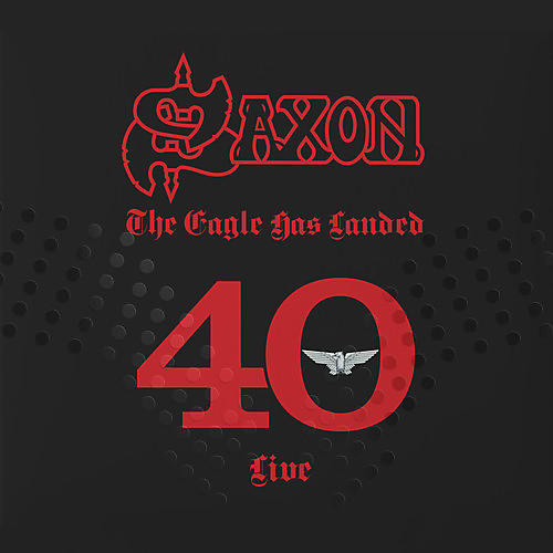Alliance Saxon - Eagle Has Landed 40 (live)