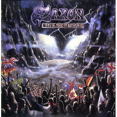 Alliance Saxon - Rock the Nations