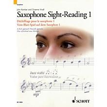 Schott Saxophone Sight-Reading 1 Woodwind Method Series Written by John Kember