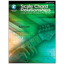 Hal Leonard Scale Chord Relationships (Book/Online Audio)