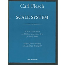 Carl Fischer Scale System Book