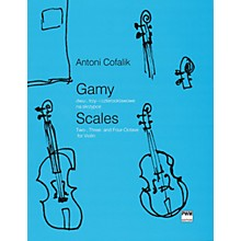 PWM Scales for Violin (Two-, Three- and Four-Octave) PWM Series Softcover