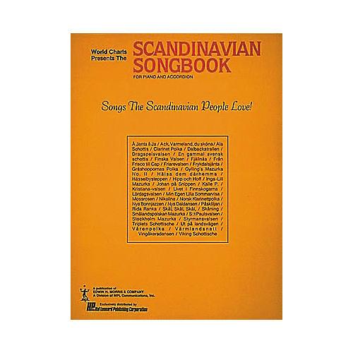 Hal Leonard Scandinavian Piano & Accordion Songbook
