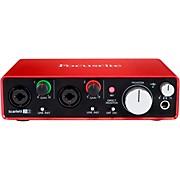 Scarlett 2i2 (2nd Generation) USB Audio Interface