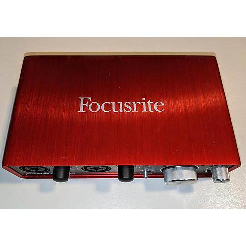 used focusrite scarlett 2i2 gen 2 audio interface guitar center. Black Bedroom Furniture Sets. Home Design Ideas