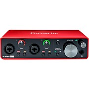 Scarlett 2i2 USB Audio Interface (Gen 3)