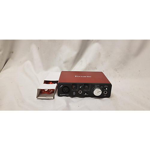 used focusrite scarlett solo gen 2 audio interface guitar center. Black Bedroom Furniture Sets. Home Design Ideas