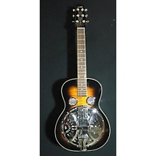 Wechter Guitars Scheerhorn Resonator Guitar