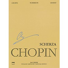 PWM Scherzos (Chopin National Edition 9A, Vol. IX) PWM Series Softcover