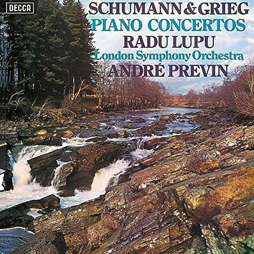 Alliance Schumann & Grieg Piano Concertos