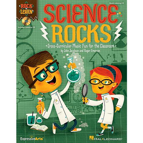 Hal Leonard Science Rocks: Cross-Curricular Music Fun for the Classroom (Book/CD)