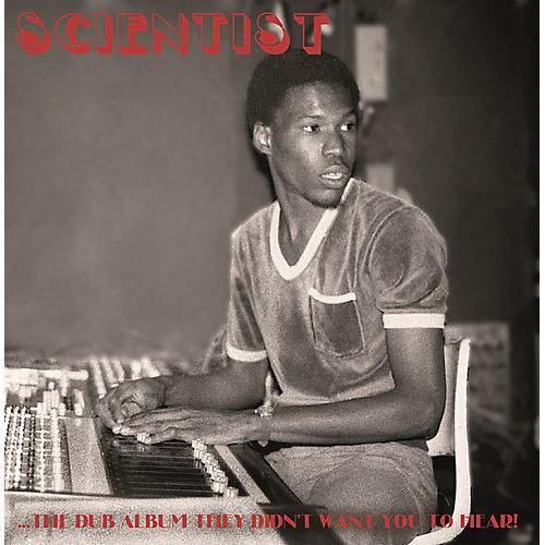 Alliance Scientist - Dub Album They Didn't Want You to Hear