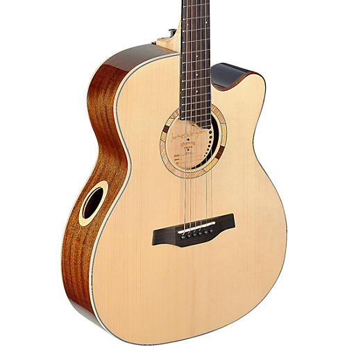 JN Guitars Scotia SCO-A Auditorium Acoustic Guitar